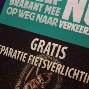 Nul verkeersdoden Brabant