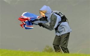 Tegen wind